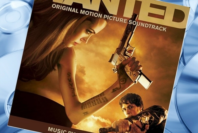 Wanted Soundtrack Cd Review Den Of Geek