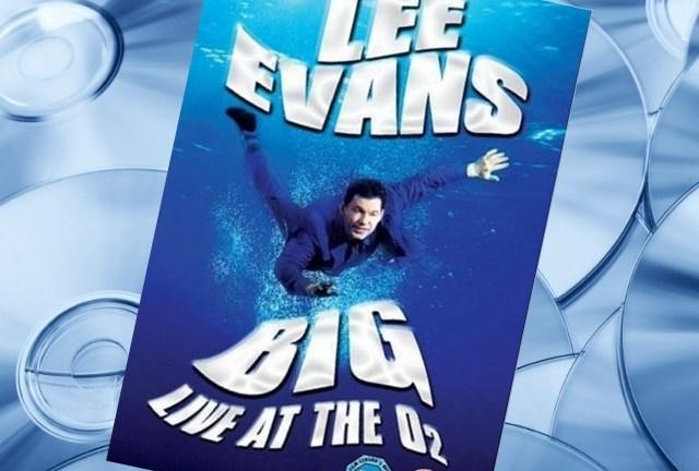 Lee Evans Live