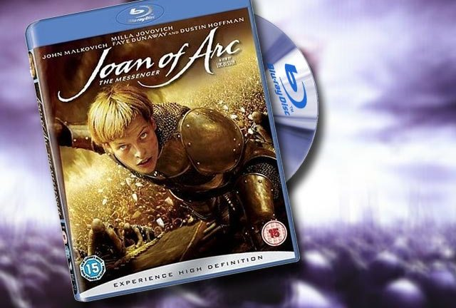 Milla Jovovich in The Messenger - The Story of Joan Of Arc