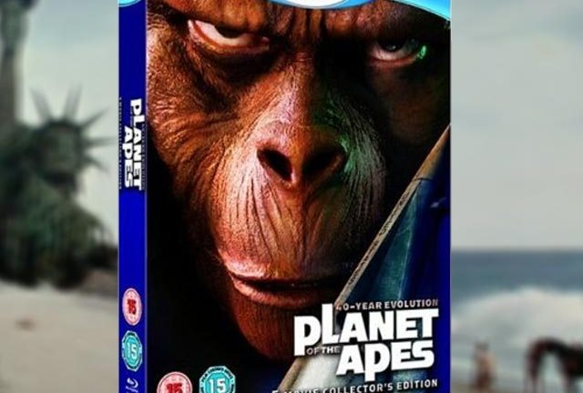 More apes than you can handle.