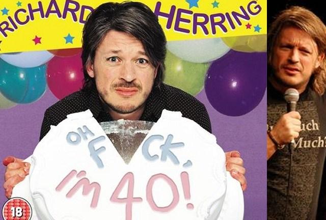 Richard Herring on DVD