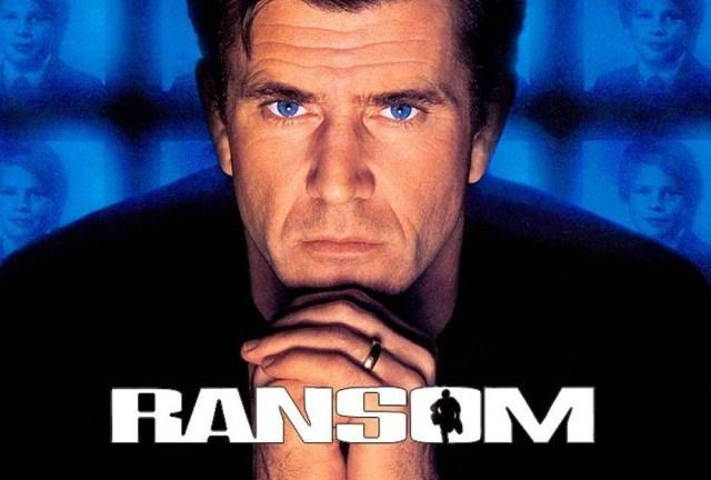 Mel Gibson in Ransom. Half a great thriller.