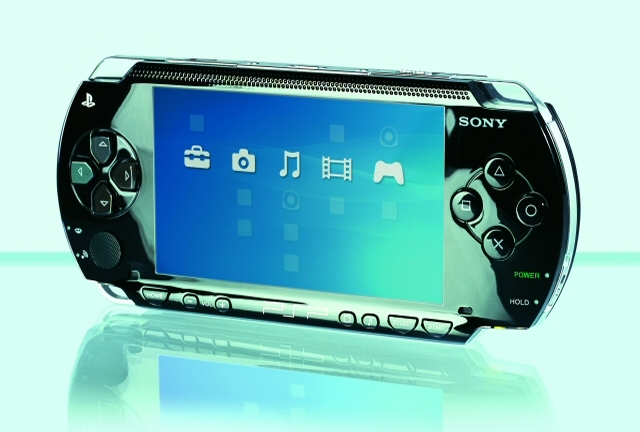 The Sony PSP. A hit, but perhaps not a big enough hit?