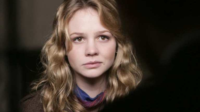 Carey Mulligan as Sally Sparrow in the Doctor Who episode Blink...