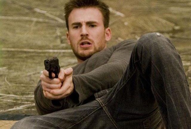 Chris Evans in Push