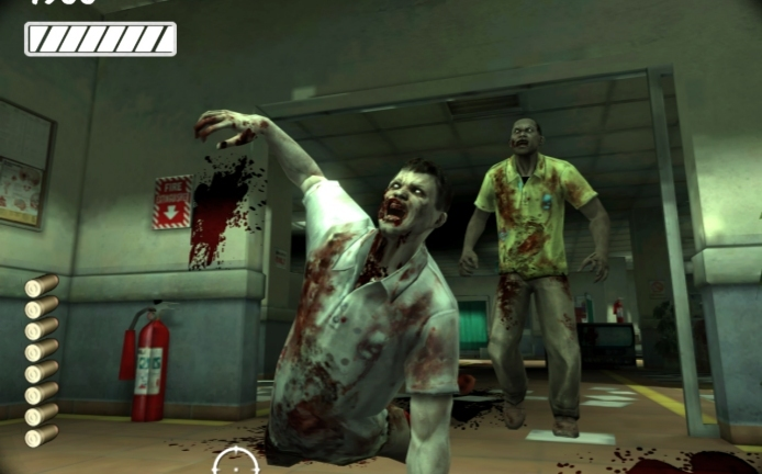 House Of The Dead Overkill Nintendo Wii Review Den Of Geek