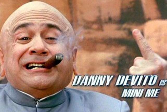 Danny DeVito in Goldmember
