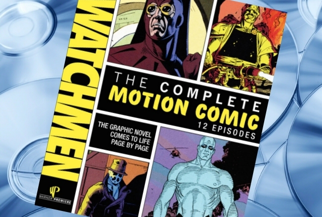 One for the Watchmen completist?