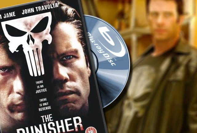 The Punisher Blu Ray Review Den Of Geek