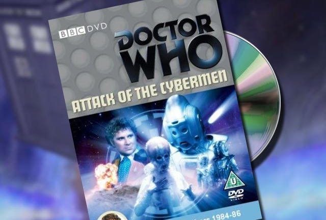 Doctor Who Attack of the Cybermen