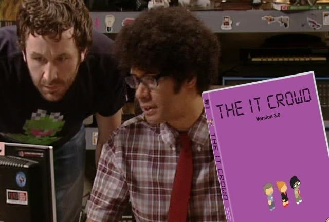 The IT Crowd series 3