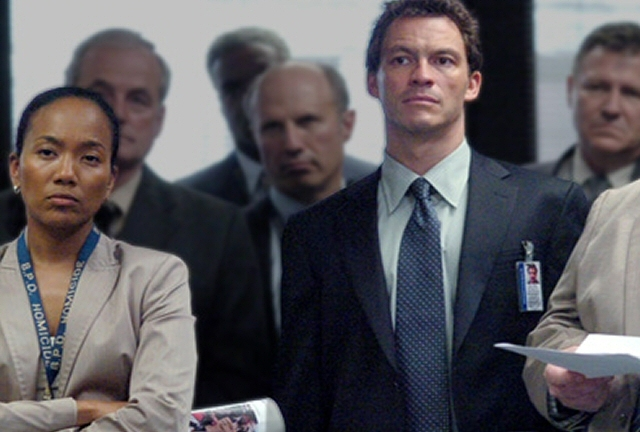 The Wire: with McNulty behind the camera