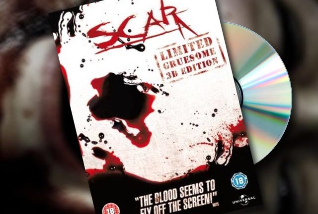 Scar 3D - coming at you in your living room...