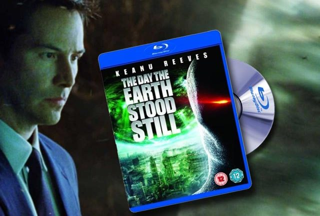 The Day The Earth Stood Still 2008 Blu Ray Review Den Of Geek