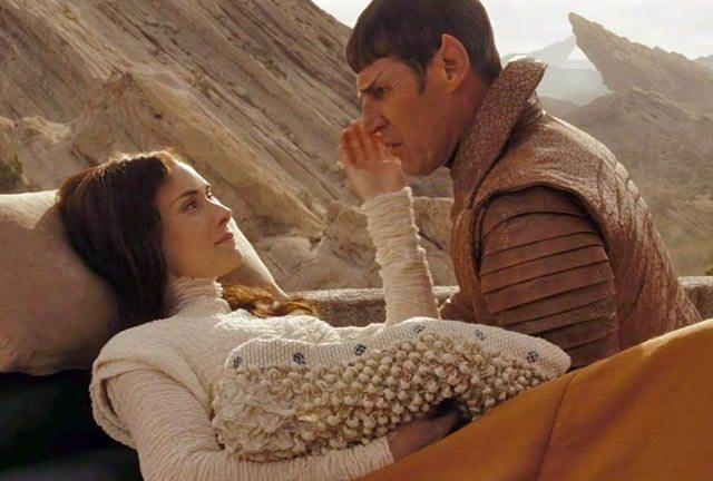 Spock's birth