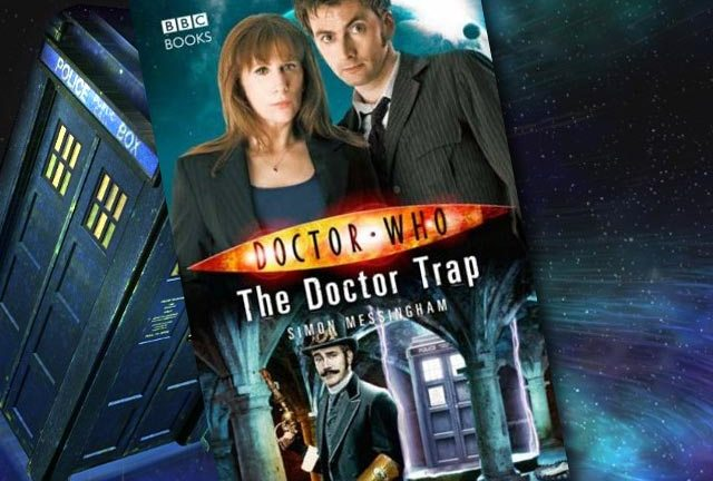 Doctor Who The Doctor Trap