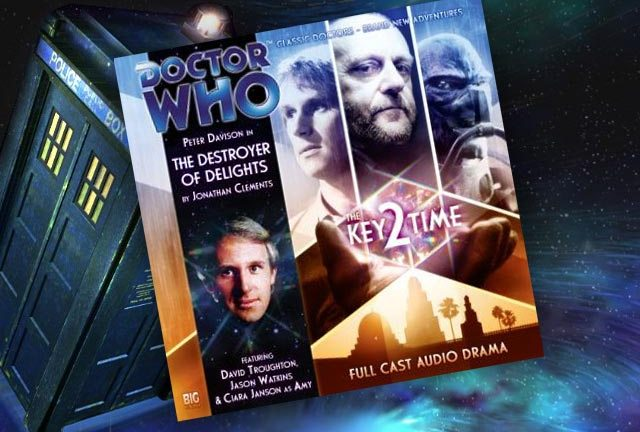 The Destroyer Of Delights from Big Finish