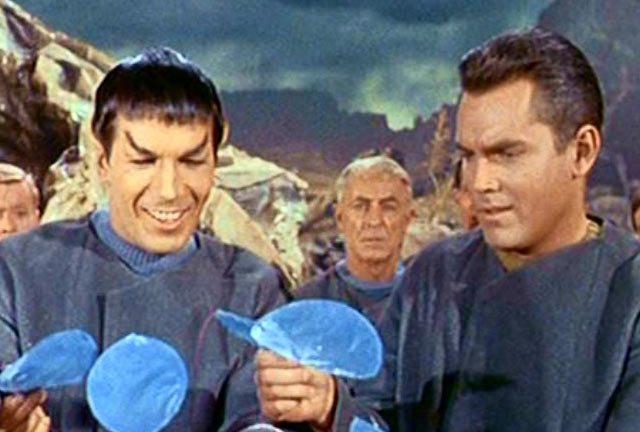 Star Trek: Changing races