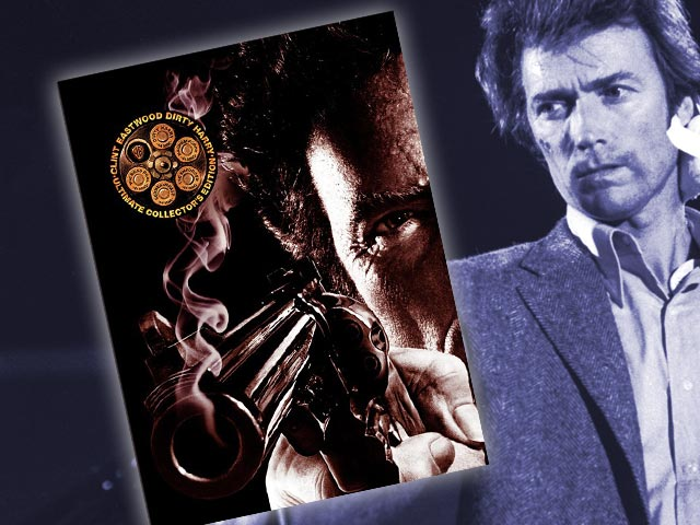 Dirty Harry Ultimate Collector S Edition Box Set Review Den Of Geek