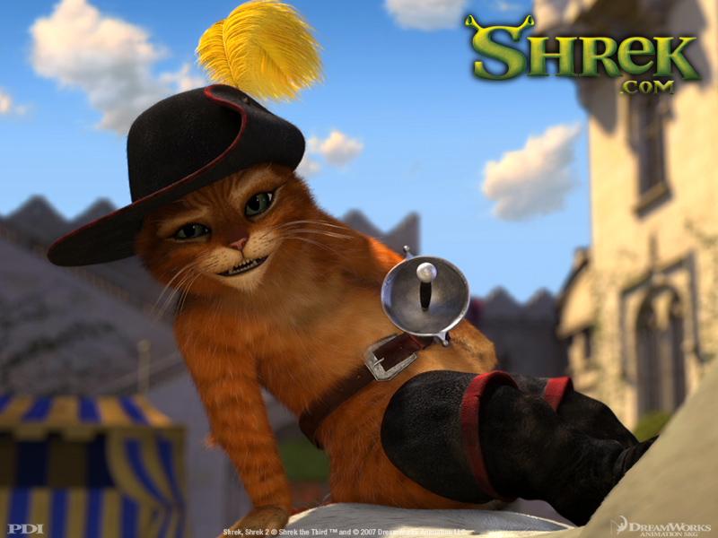 Dreamworks Reveals Animated Slate Shrek Puss In Boots Kung Fu Panda More Den Of Geek