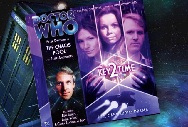The Chaos Pool from Big Finish