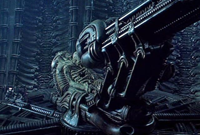 The space-jockey - shall we know his life and loves in Alien 0...?