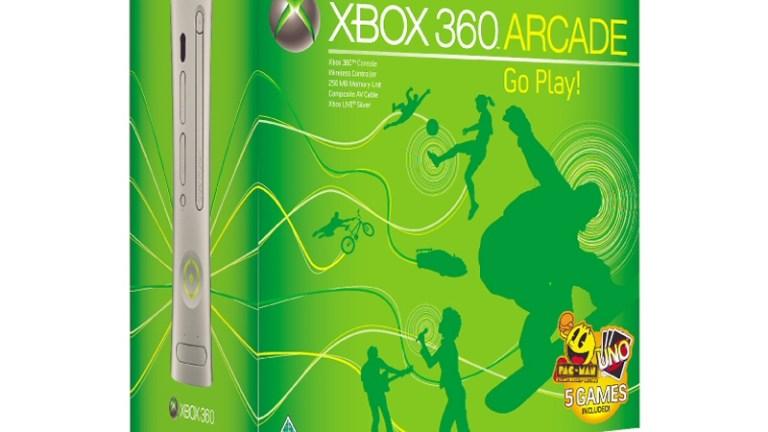 The Xbox 360 Arcade Edition