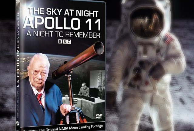 Patrick Moore was there. Well, you know what we mean...