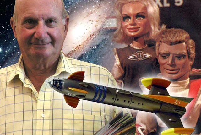 Gerry Anderson - and friends!