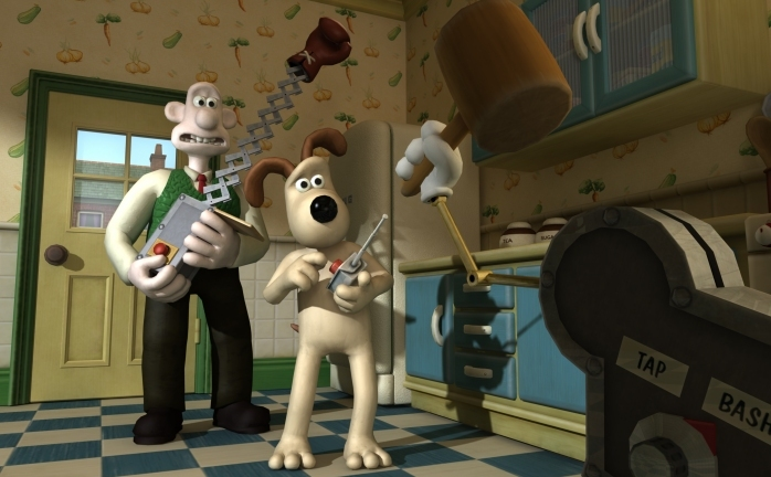 Wallace & Gromit's Grand Adventures: Muzzled