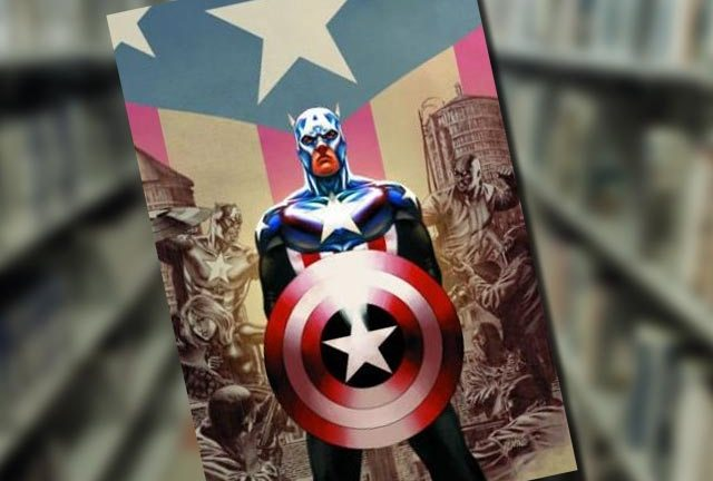 Captain America – The Man With No Face