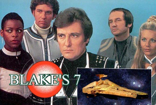 Blake's 7 season four.