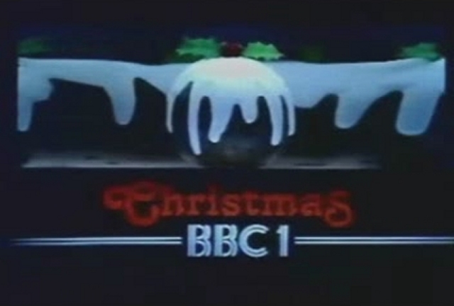 The BBC's 1977 Christmas ident