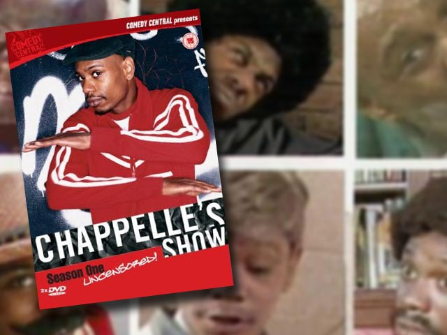chappelle s show season one dvd review den of geek chappelle s show season one dvd review