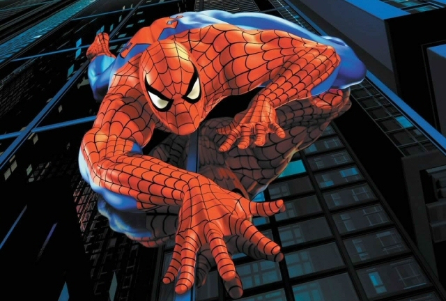 Spider-Man has a new team...