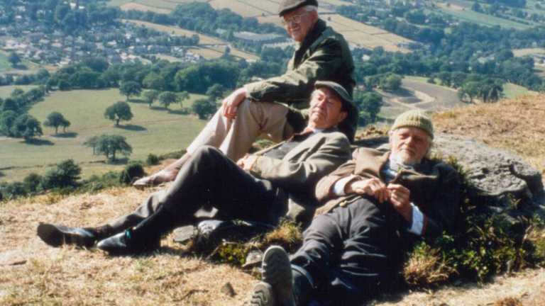 Last Of The Summer Wine. Andrew thinks it's great.