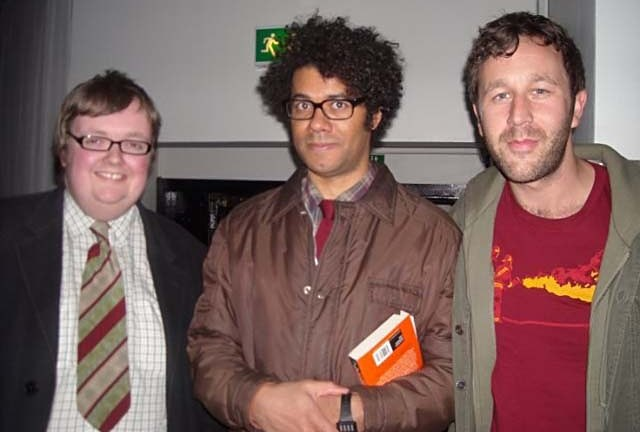 Pete in The IT Crowd