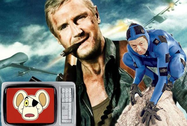 The A-Team and 80s TV