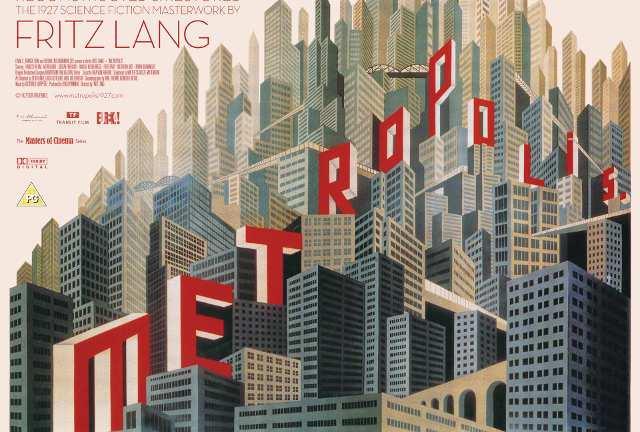 Fritz Lang's Metropolis (1927)