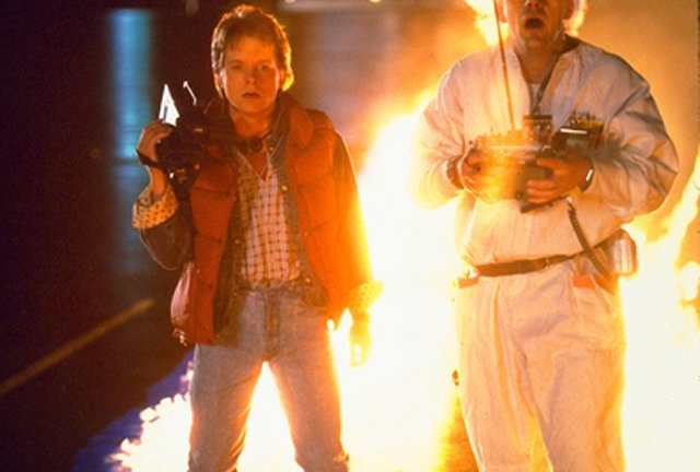 Win An iPad With Back To The Future!