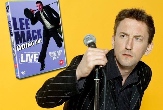 Lee Mack: Going Out