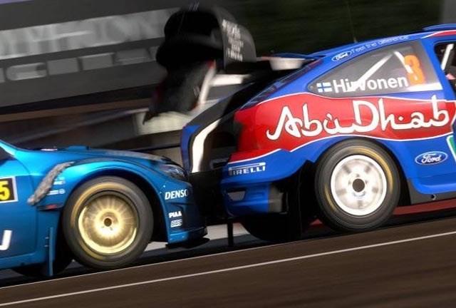 Gran Turismo 5 damage