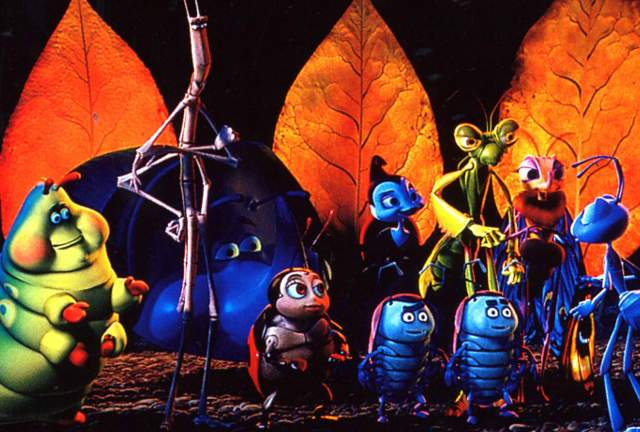 A Bug's Life is the technological marvel Pixar left behind