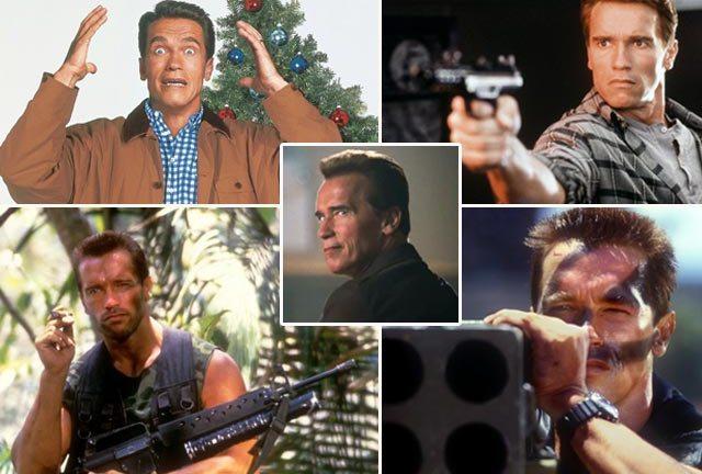 Arnie's films