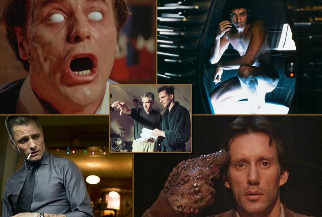 Great performances in Cronenberg films
