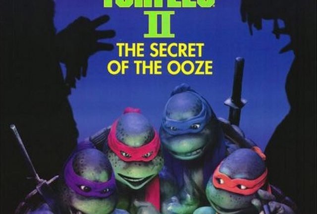 Looking Back At Teenage Mutant Ninja Turtles Ii The Secret Of The Ooze Den Of Geek