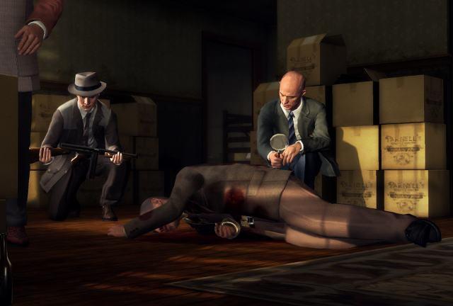 L.A. Noire DLC