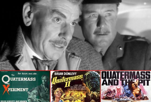 The history of Quatermass