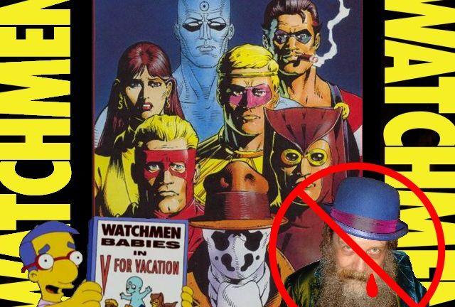 Watchmen returns image