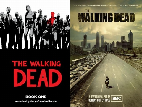 Ghost Rider, The Walking Dead,...